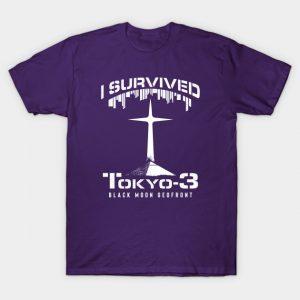 I survived Tokyo-3