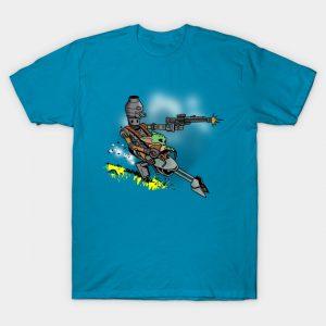The Mandalorian T-Shirt