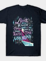 Into the Unknown T-Shirt