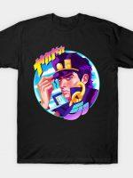 Jojo Jotaro Stardust Crusader T-Shirt