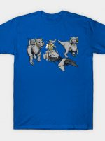 Jurassic Luke T-Shirt