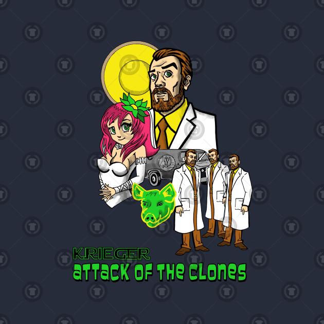 Krieger Attack of the Clones