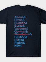 LV-426 Kill List T-Shirt