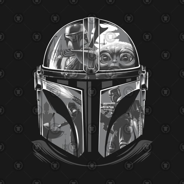 Legendary helmet