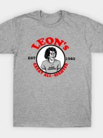 Leon's Great All-Nighter T-Shirt