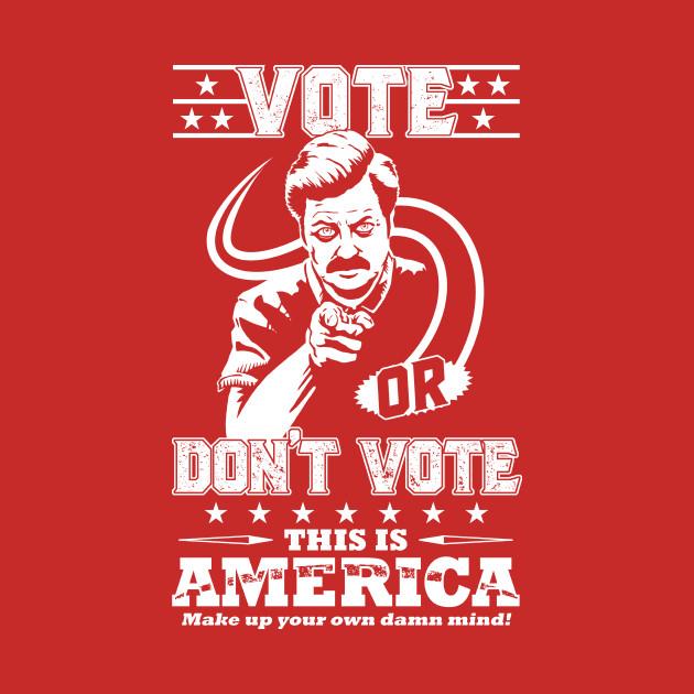 Libertarian Voter?