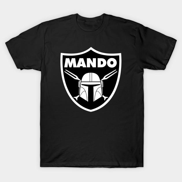 M. Bounty Hunter raid T-Shirt
