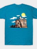 Metal Phantom Nuts Sunny Day T-Shirt