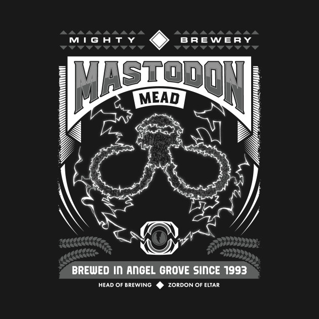 Mighty Brews - Black Mastodon