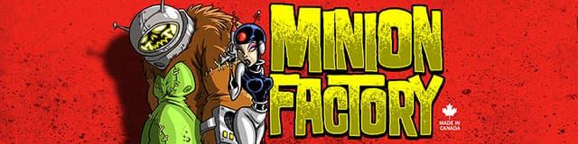 MinionFactory On Redbubble