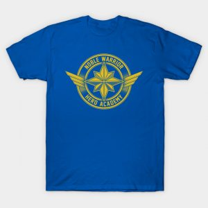 Noble Warrior Hero Academy T-Shirt
