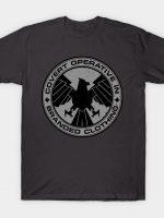 Not very secret agent T-Shirt