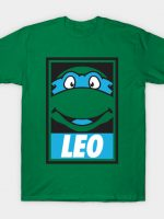 Obey the Ninja! (LEO) T-Shirt