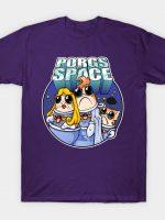 Porgs in Spaaace! T-Shirt