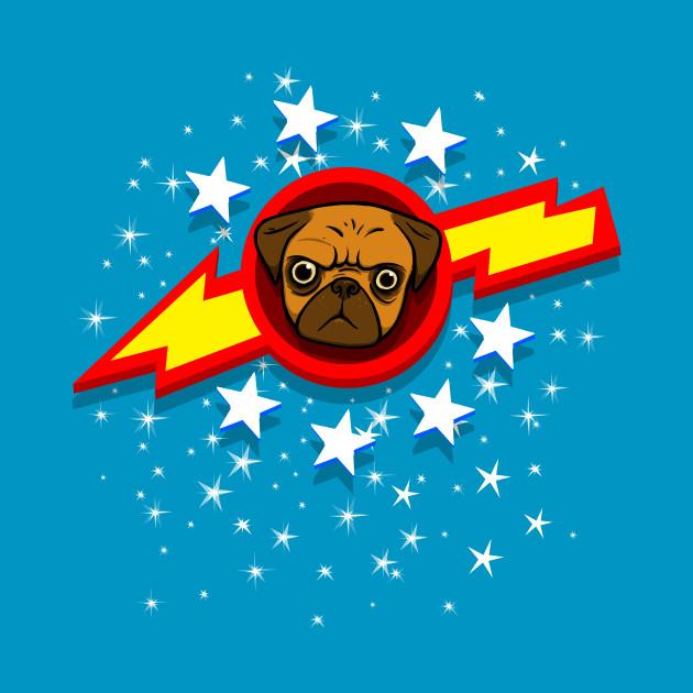 Pugs in Spaaaaaace!