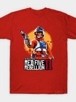 Red Five redemption T-Shirt