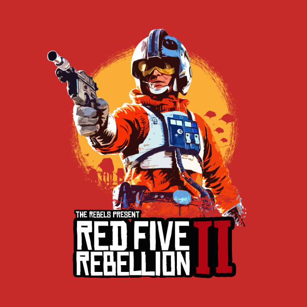 Red Five redemption