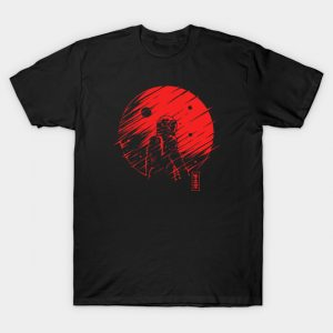 Red Space T-Shirt