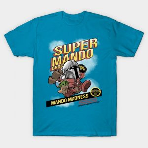 SUPER MANDO BROS T-Shirt