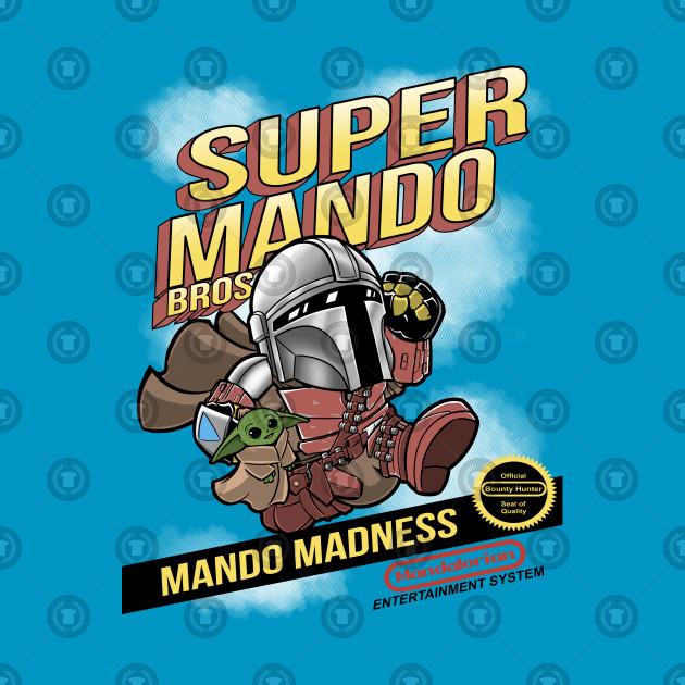 SUPER MANDO BROS