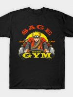 Sage Mode Gym T-Shirt