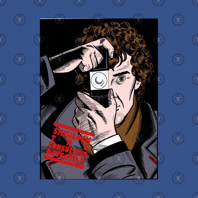 Sherlock The Consulting Detective