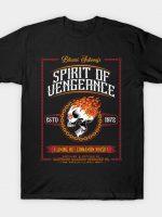 Spirit of Vengeance Whisky T-Shirt