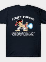 Street Fighting Shotokan T-Shirt