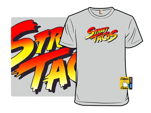 Taco Fighter T-Shirt