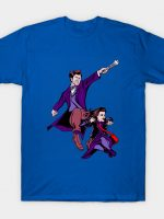 The Doctor Knight Returns T-Shirt