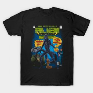 The Incredible Alien T-Shirt
