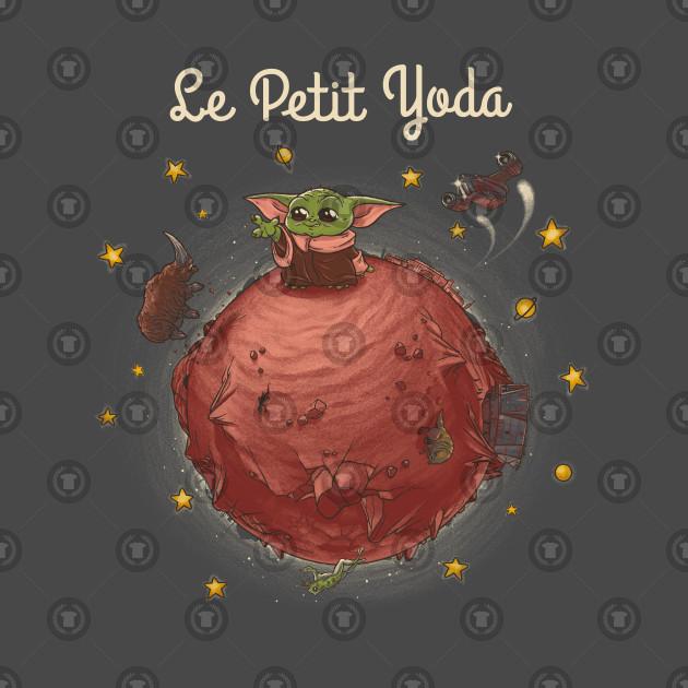 Le Petit Yoda