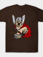 The Mighty Bulldog Thor T-Shirt