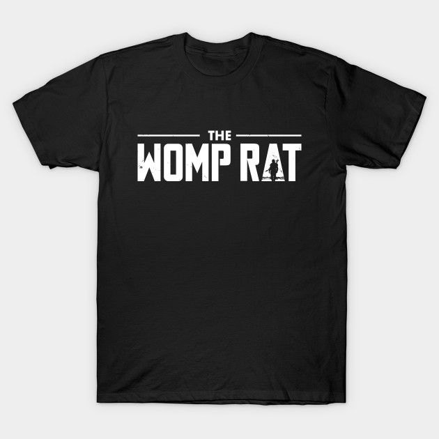The Womp Rat Mandalorian T Shirt The Shirt List They're a useful shorthand in the mandalorian, used to. the womp rat mandalorian t shirt