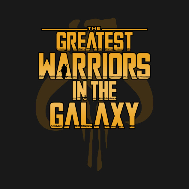 The greatest warriors in the galaxy