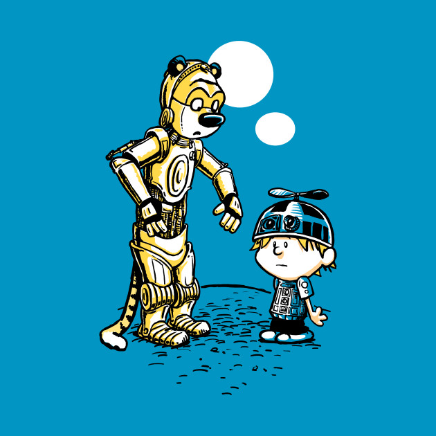 These are the droids