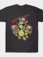 Touche ninja Turtles T-Shirt