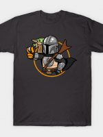 Vault Mando and Child T-Shirt