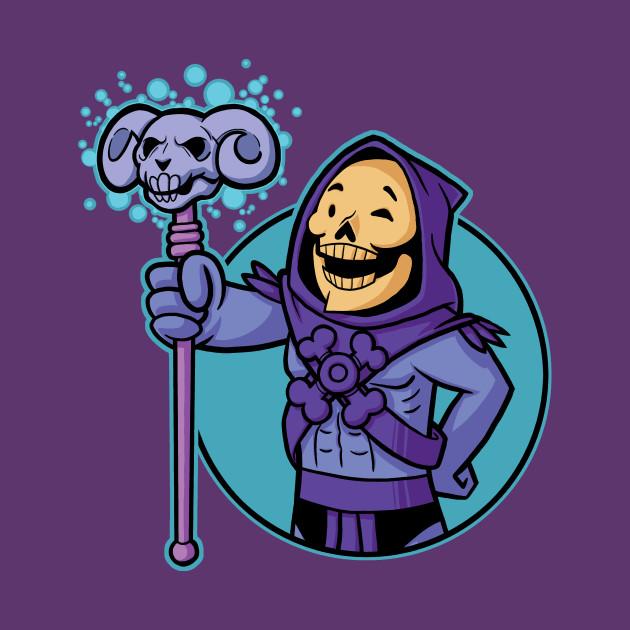 Vault Skeletor