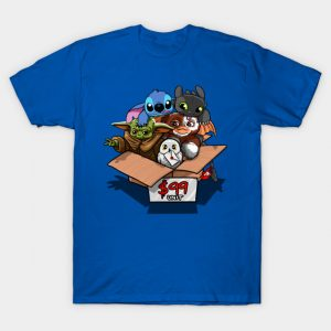 Pop Culture Mashup T-Shirt
