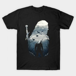 Wild Hunt The Witcher T-Shirt