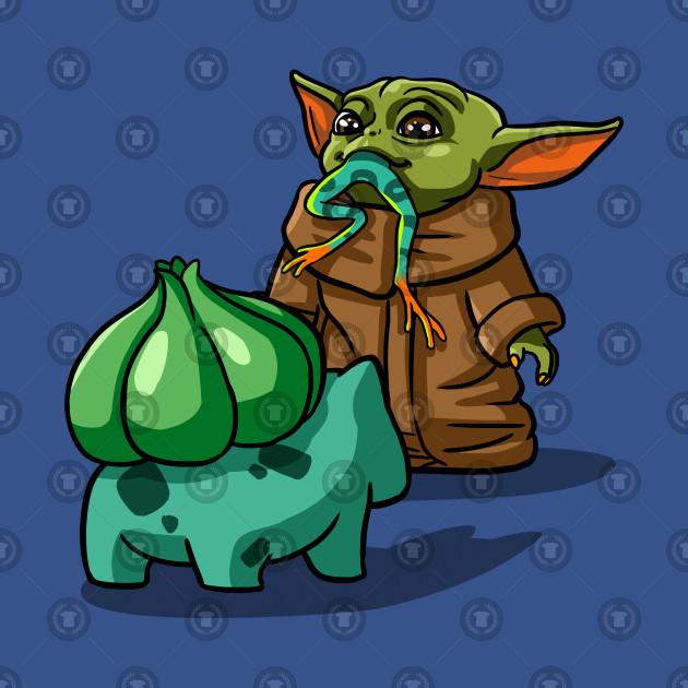 Baby Yoda/Bulbasaur
