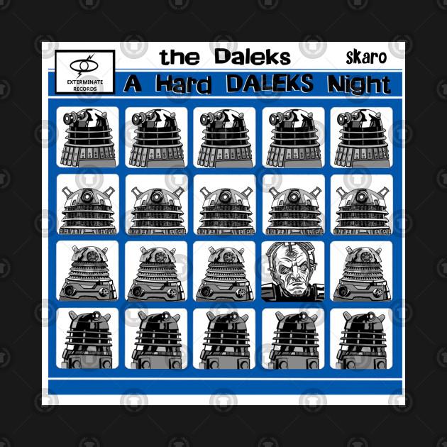 A Hard Dalek's Night