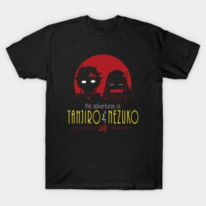 Adventures of Tanjiro & Nezuko T-Shirt