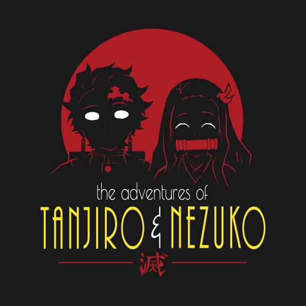 Adventures of Tanjiro & Nezuko
