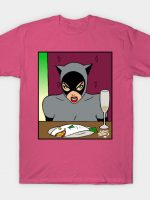 Batman Yelling Part II - Catwoman T-Shirt