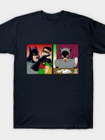 Batman Yelling at Catwoman T-Shirt