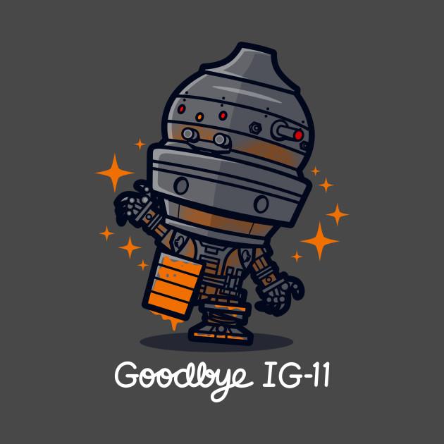 Goodbye IG
