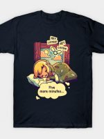 Hero of Nap T-Shirt