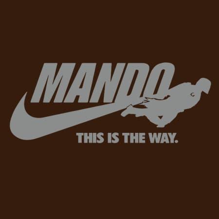 Just Mando It